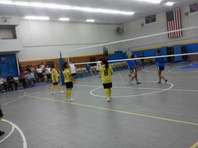 Chano Volleyball